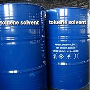 موارد استفاده حلال تولوئن در تولید تینر